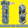 Sự khác biệt giữa thang có phòng máy và thang không phòng máy