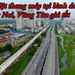<b>Lắp đặt thang máy tại Bình Dương, Đồng Nai, Vũng Tàu giá tốt</b>