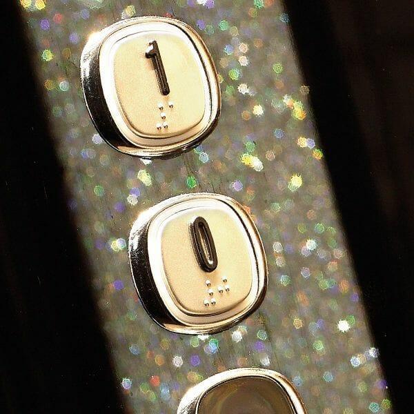 Kí hiệu viết tắt trong thang máy